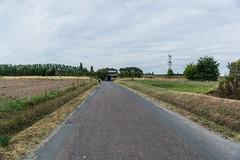 02-Marcher sur le goudron - Photo of Saint-Quentin-de-Caplong