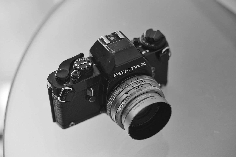 Pentax LX 復活記
