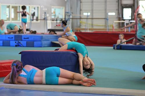 ACM gymnastics