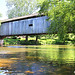 Covered Bridge at Lancaster County PA (On Explore 6/2/2015) by die Augen