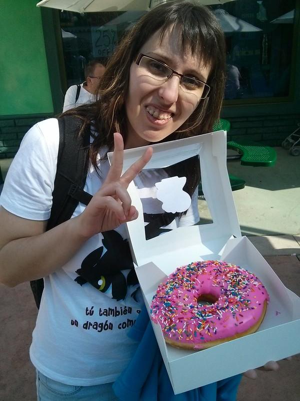Donut Homer Simpson