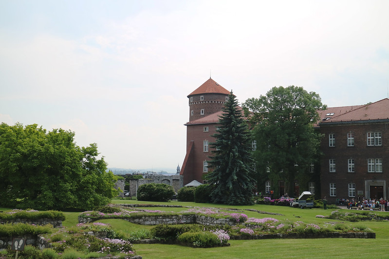wavel castle krákow