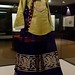 Seoul: National Palace Museum of Korea: Blue skirt of the consort of Imperial Prince Yeong. Early 20th century. by Blue Poppy