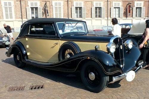 Fiat Ardita 527S Buhne 1935