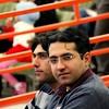 در یکی از دورههای جشنواره #کل #گراش من و سعید توکلی