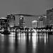 The skyline of West Palm Beach, Florida, U.S.A. by jorgemolina37