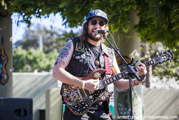 King Tuff @ Phono Del Sol, SF 07-11-2015 01