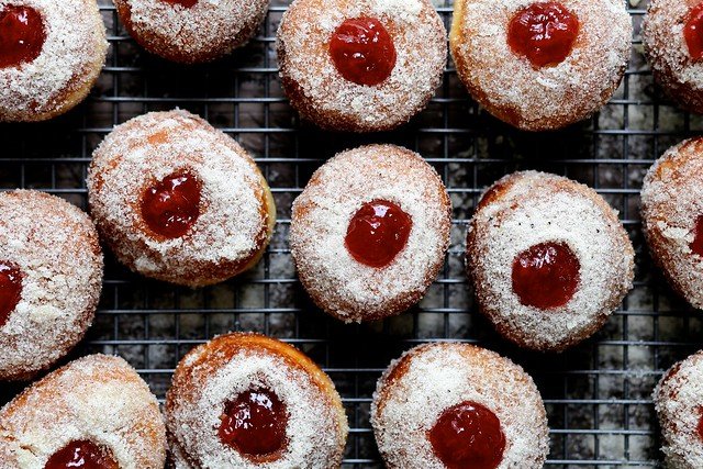 Strawberry Black Pepper Doughnuts (13)