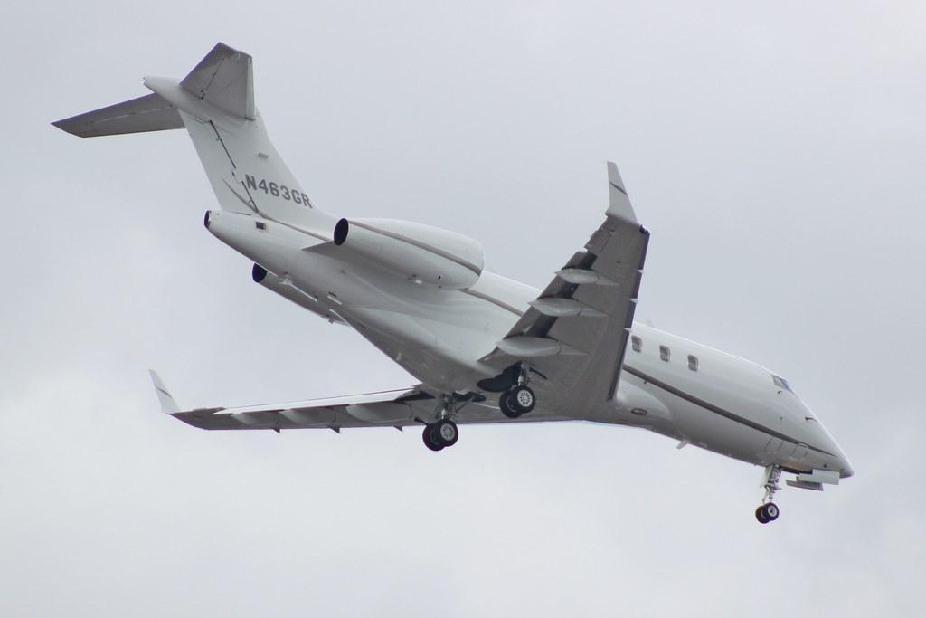 N463GR - CL30 - Nordwind Airlines