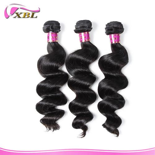 Mongolian Loose wave virgin hair