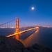 Moon star by davidyuweb
