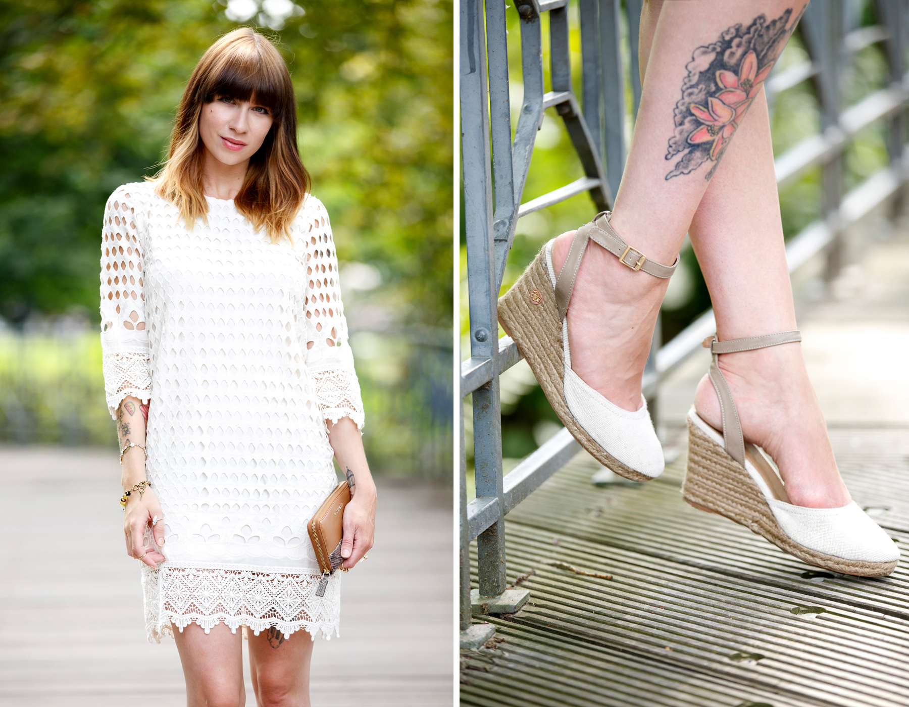 dress-for-less outfit styling white sommerkleid summer look crochet wrangler hilfiger fashion blog germany düsseldorf ricarda schernus cats & dogs 4