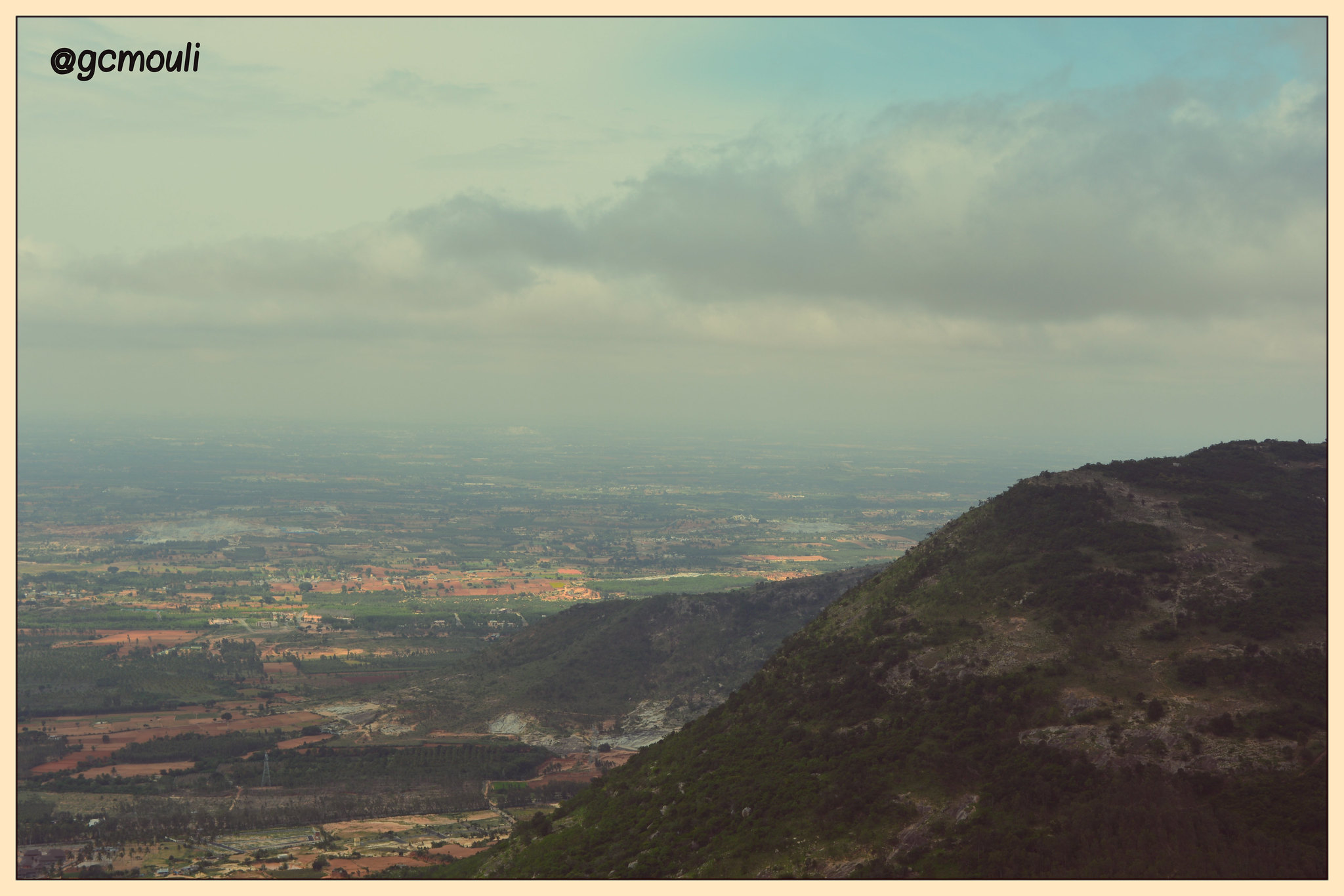 Vista from Nandi Hills