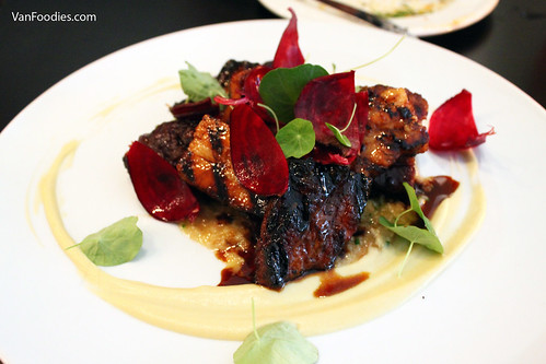 Tamari Marinated Grilled Pork Belly