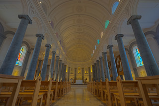 St Mel's cathedral, Longford