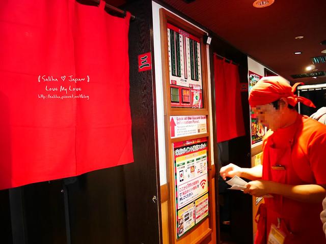 東京自由行必吃上野美食一蘭拉麵 (3)