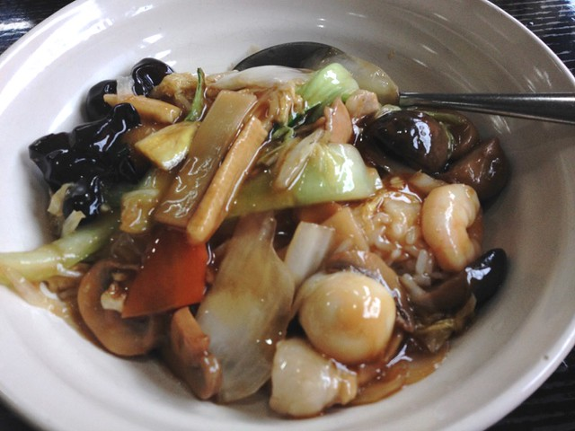 """The Chinese home cooking """"KYOUKA"""""""