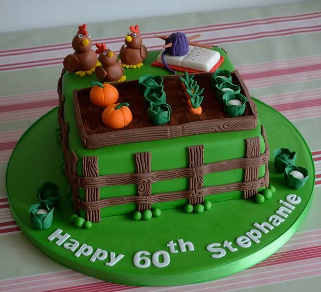 Cake by Tatty Tortoise Cakes