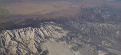 Mountain Ranges - West US