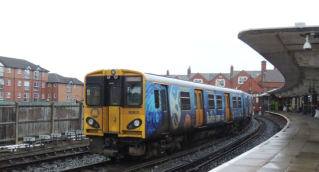 508111 New Brighton 12 January 2017