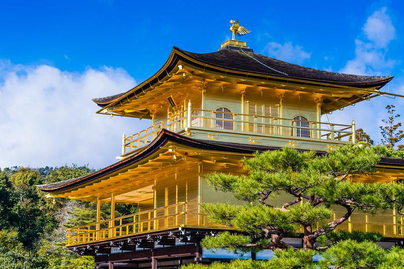 Kinkakuji / 金閣寺