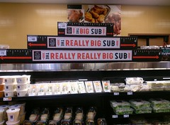 Kroger subs for all size appetites!