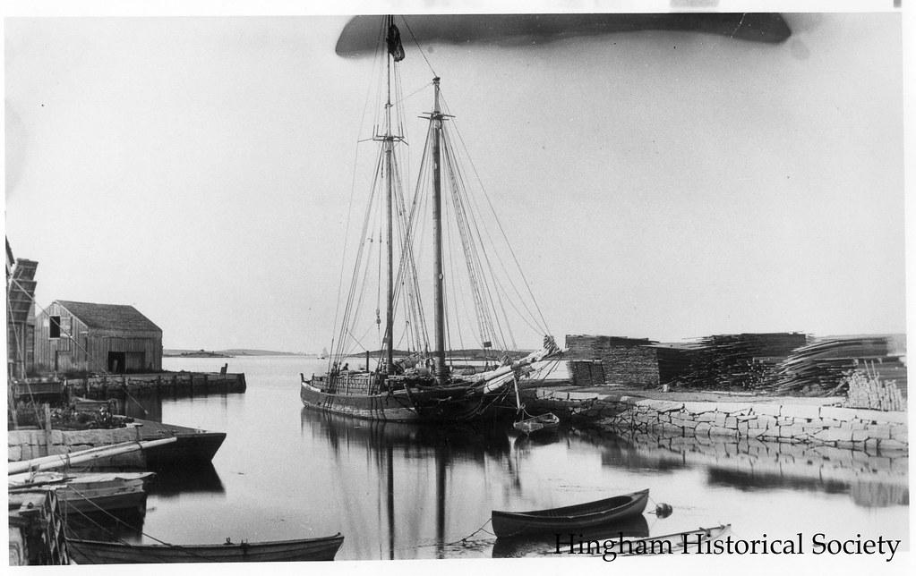 Hingham south shore massachusetts around guides for Hingham shipyard