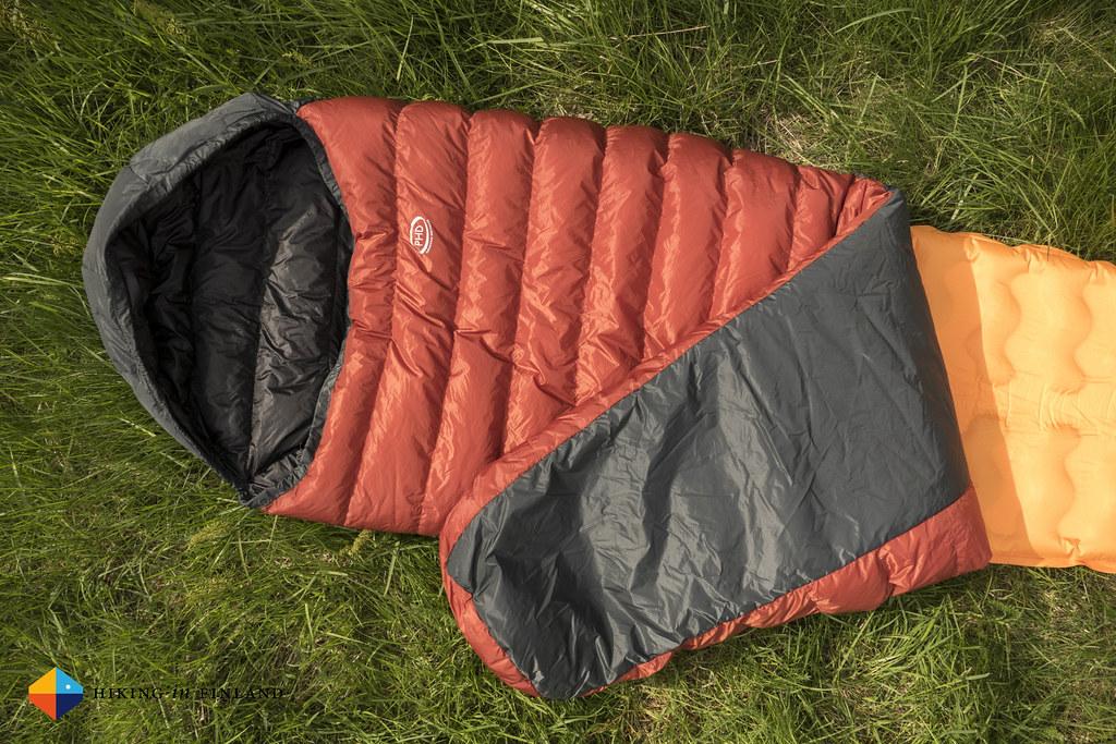 PHD Minix Sleeping Bag bottom & top