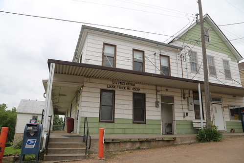 Loose Creek Missouri, Post Office, 65054, Osage County MO
