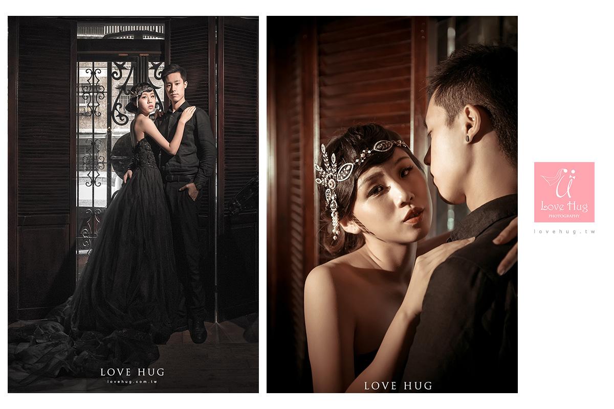風格婚紗,情侶婚紗,婚攝BEnson,自助婚紗
