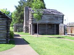 RIP Fort Nashborough