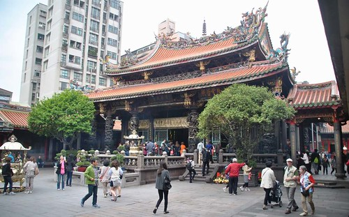 02 Templo de Longshan en Taipei  (3)