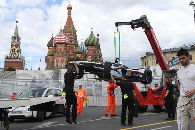 Moscow F1 Grand Prix