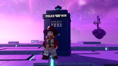 LEGO Dimensions Doctor Who Fourth Doctor