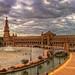 Plaza España, tarde de primavera 2 by Stilnados