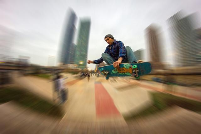 Skater - Zoom a zoom zoom