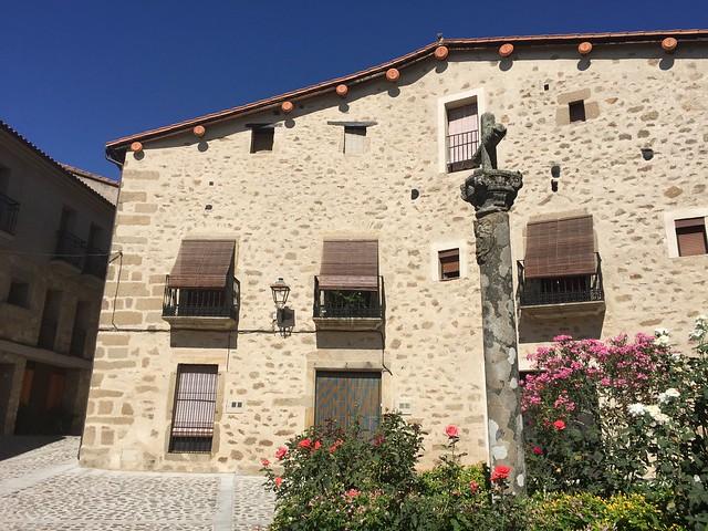 Casona en Gata (Extremadura)