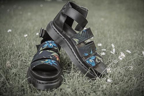 Dr Martens sandals // 09 07 15