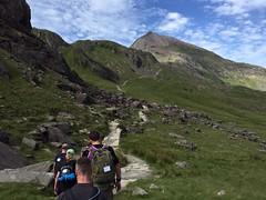 WellChild 3 Peaks, July 2015