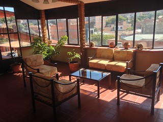 Hostel Carmen.  Tarija, Bolivia.