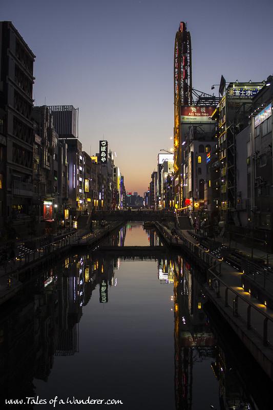 大阪 ŌSAKA - 道頓堀 Dōtonbori