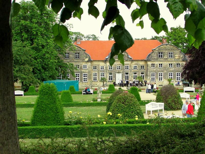 Paseo en bici a michaelstein y blankenburg diarios de for Jardines barrocos
