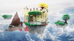 Isles of Aura - Devere's Home