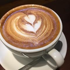 cappuccino(1.0), flat white(1.0), cup(1.0), mocaccino(1.0), salep(1.0), cortado(1.0), coffee milk(1.0), caf㩠au lait(1.0), coffee(1.0), ristretto(1.0), caff㨠macchiato(1.0), drink(1.0), latte(1.0), caffeine(1.0),