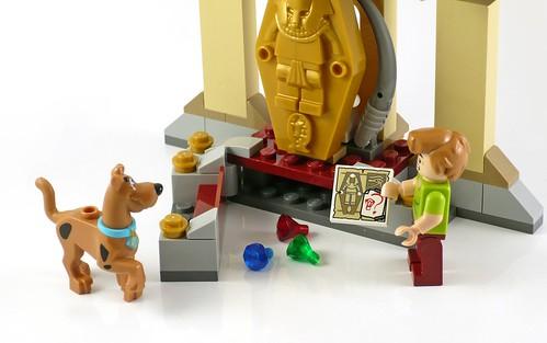 LEGO Scooby Doo 75900 Mummy Museum Mystery 04