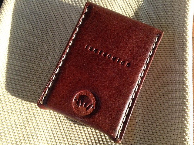 The Echo Six Designs card wallet