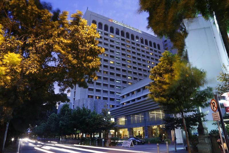Review Hotel Grand Sahid Jaya Hotel Tertua di Jakarta