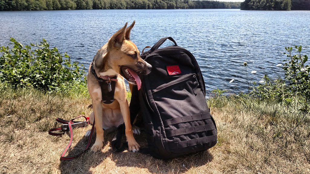 Nadia's First Full Ruck Around Ashland State Park