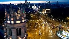 Madrid, de Cibeles