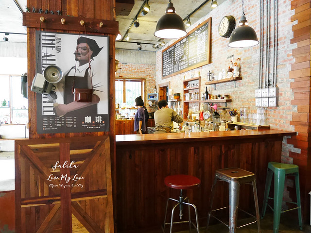 台北小巨蛋站附近咖啡館餐廳小破爛咖啡CAFE JUNKIES (25)